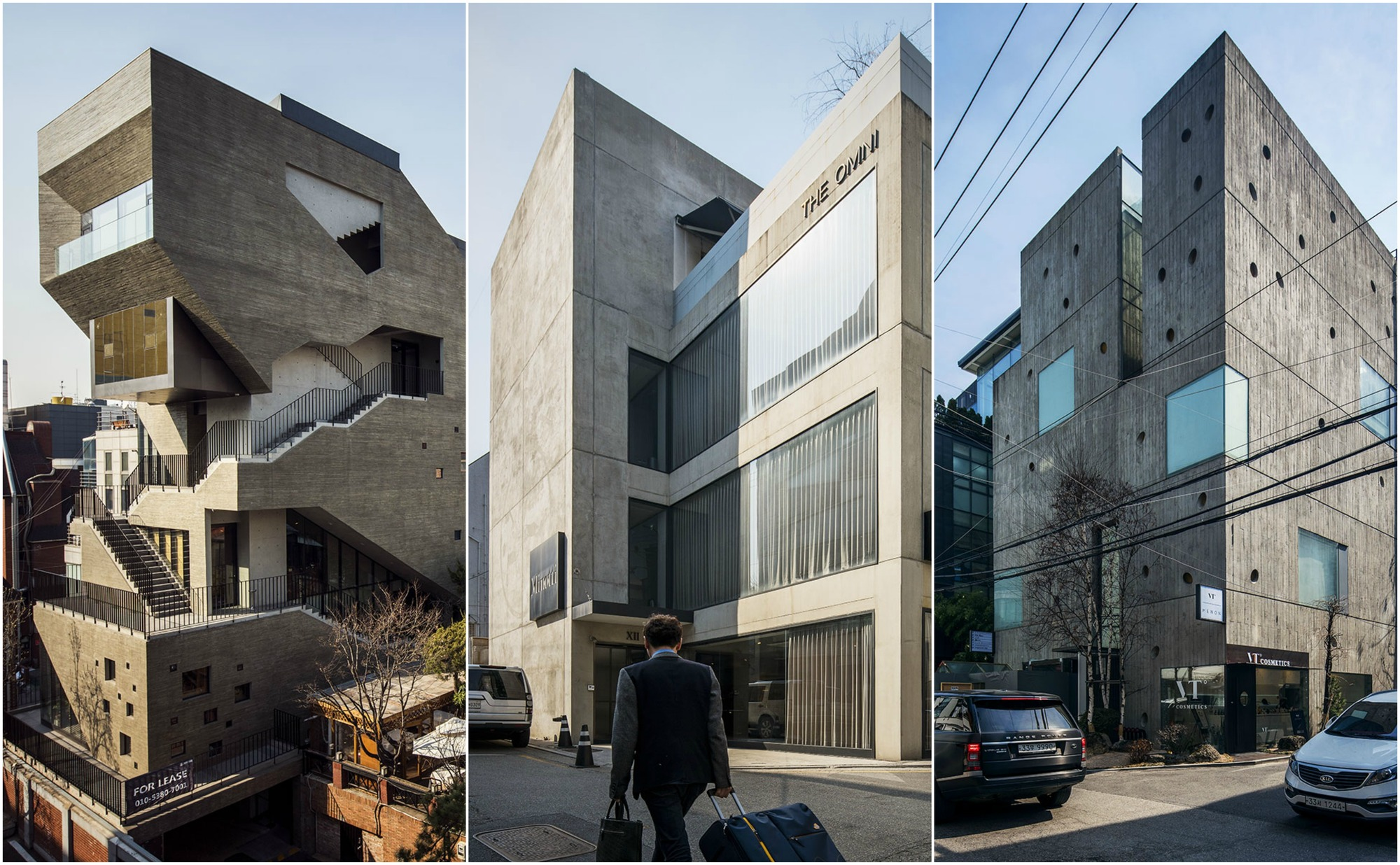 Korean curiosity is seoul experiencing a neo brutalist for Architecture brutaliste