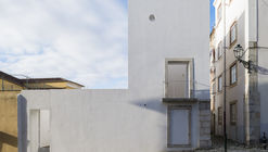 House in Alfama / Matos Gameiro Architects