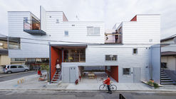 Around the Corner Grain / Eureka + MARU。architecture