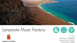 Call for Submissions: Lanzarote Music Factory