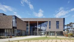 Gateway Building for Trinity College / McIldowie Partners