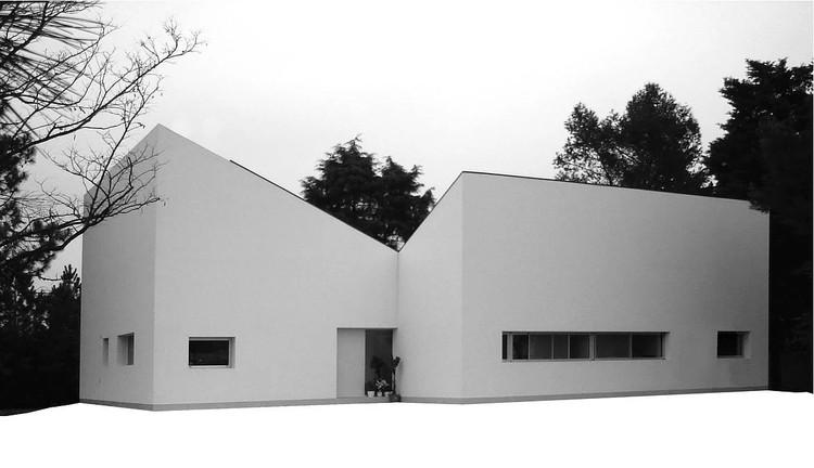 Antonio Carrasco. Image vía BAL Bienal de Arquitectura Latinoamericana