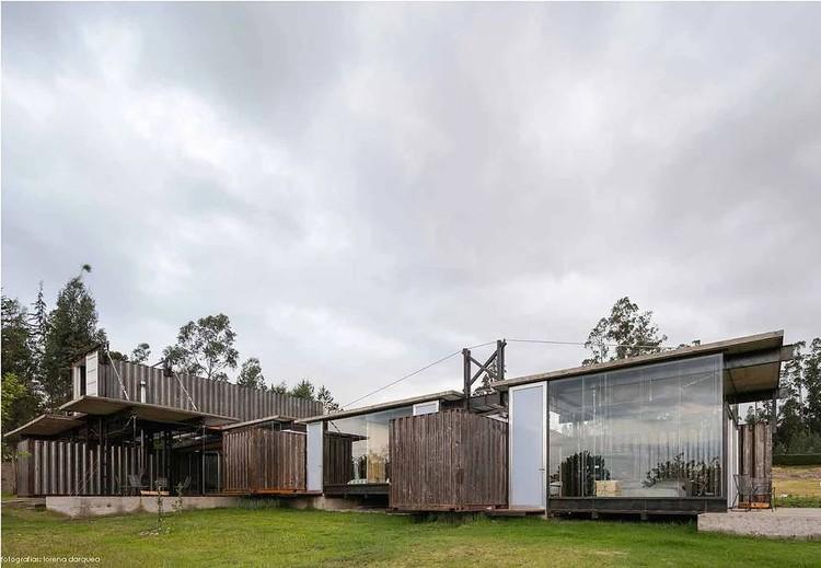 Daniel Moreno. Image vía BAL Bienal de Arquitectura Latinoamericana