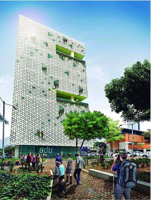 Taller de Diseño EDU. Image vía BAL Bienal de Arquitectura Latinoamericana
