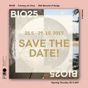 "The 25th Biennial of Design, Ljubljana: ""Faraway, So Close"""
