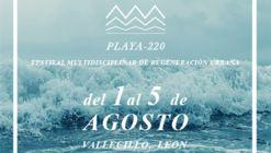 Festival PLAYA-220 en España