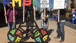 Comienza el 6to Foro Mundial de la Bicicleta en Ciudad de México
