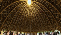 VTN Architects Begins Construction on 5 Ceremonial Domes in Son La