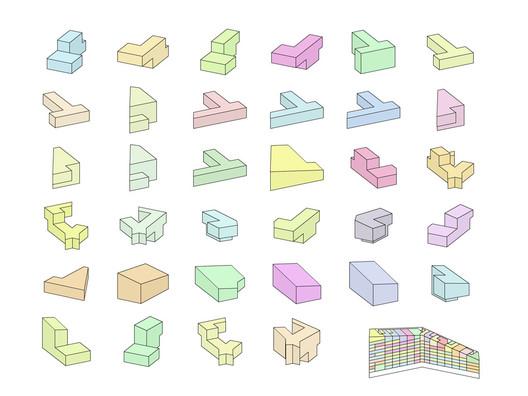 VM Houses. Image via BIG + JDS + PLOT = BIG + JDS