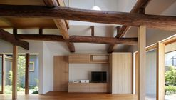 House along Saigoku Highway / Koyori + DATT