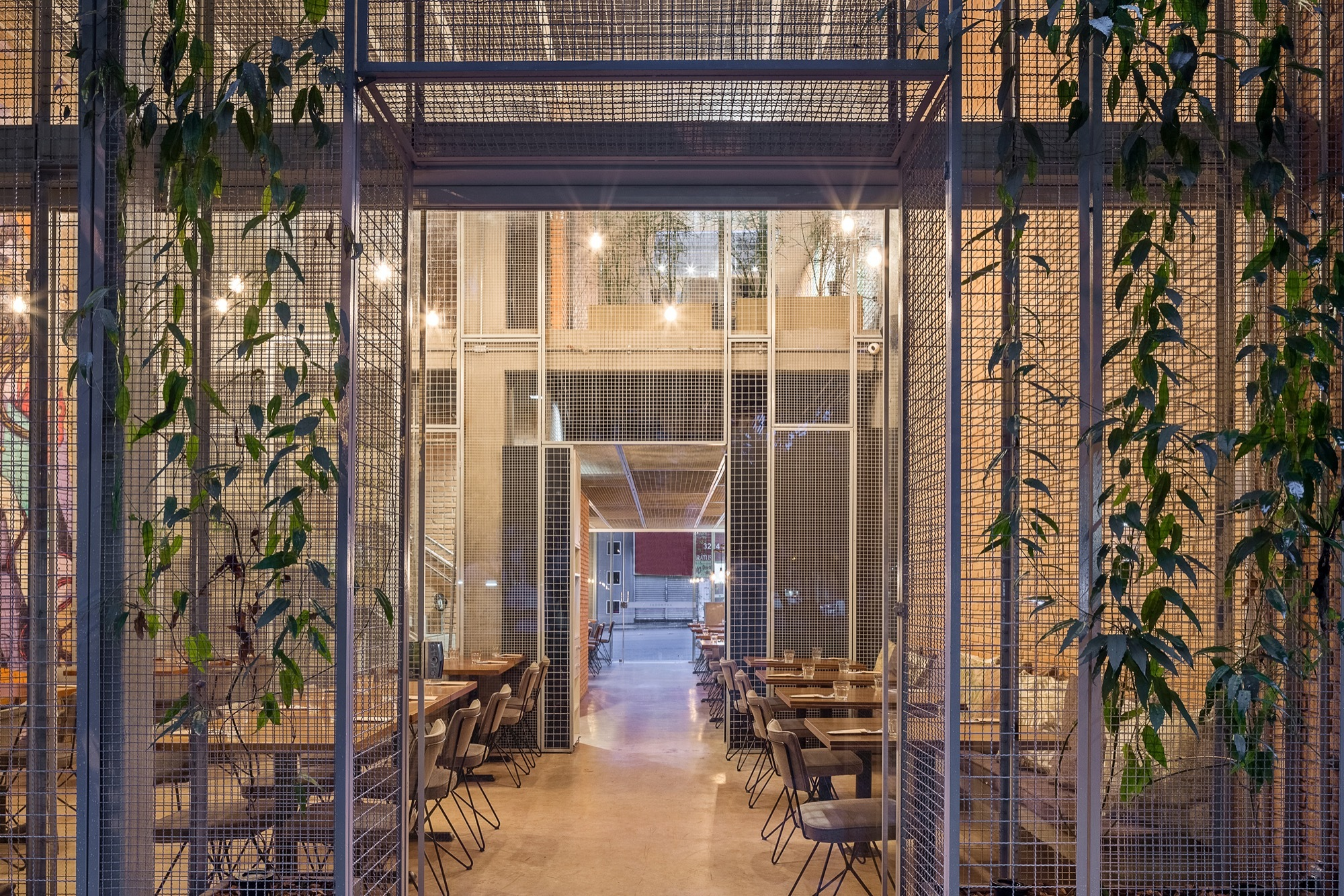 Restaurante Authoral Bloco Arquitetos Archdaily Brasil