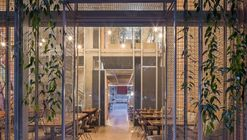 Restaurante Authoral / BLOCO Arquitetos