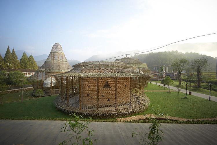 Conoce los proyectos de la primera Bienal Internacional de Arquitectura en Bambú, © Julien Lanoo