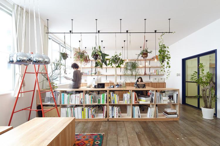 Oficina chichi koyori atelier salt plataforma - Trabajo arquitecto barcelona ...