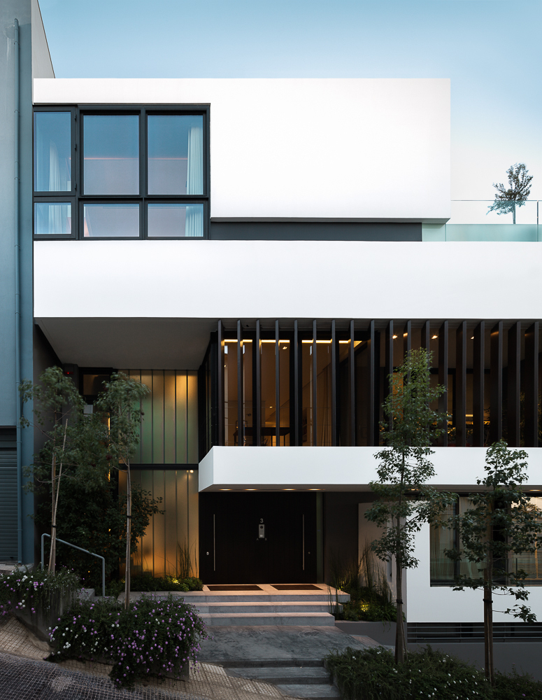 Top Residential Architects gallery of house on top / isv architects - 11