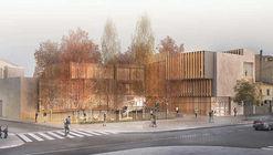 BCQ llevará a cabo su proyecto para la nueva Biblioteca de Vic