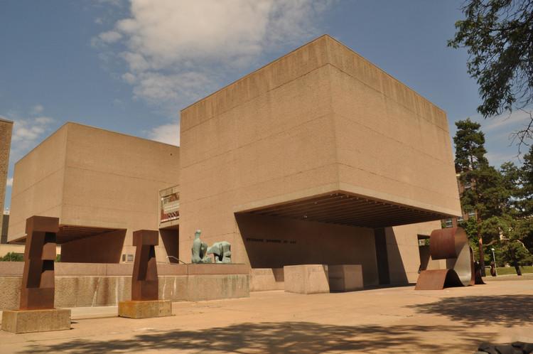 Museo Everson (1968) / Estados Unidos. Image © Jesse Ganes