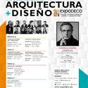 EXPODECO 2017 presenta: V Foro Internacional de Arquitectura + Diseño / Lima, Perú Cortesía de Expodeco