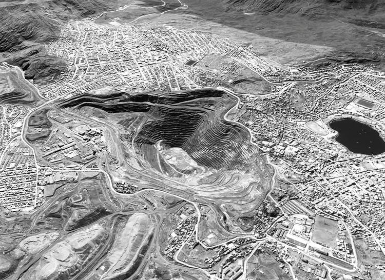 Mina Cerro de Pasco. Image Cortesía de Gabriel Vergara