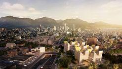 MGP + estudio.entresitio revelan nuevas imágenes del futuro Museo Nacional de la Memoria en Bogotá