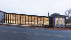 Stapleton Library / Andrew Berman Architect