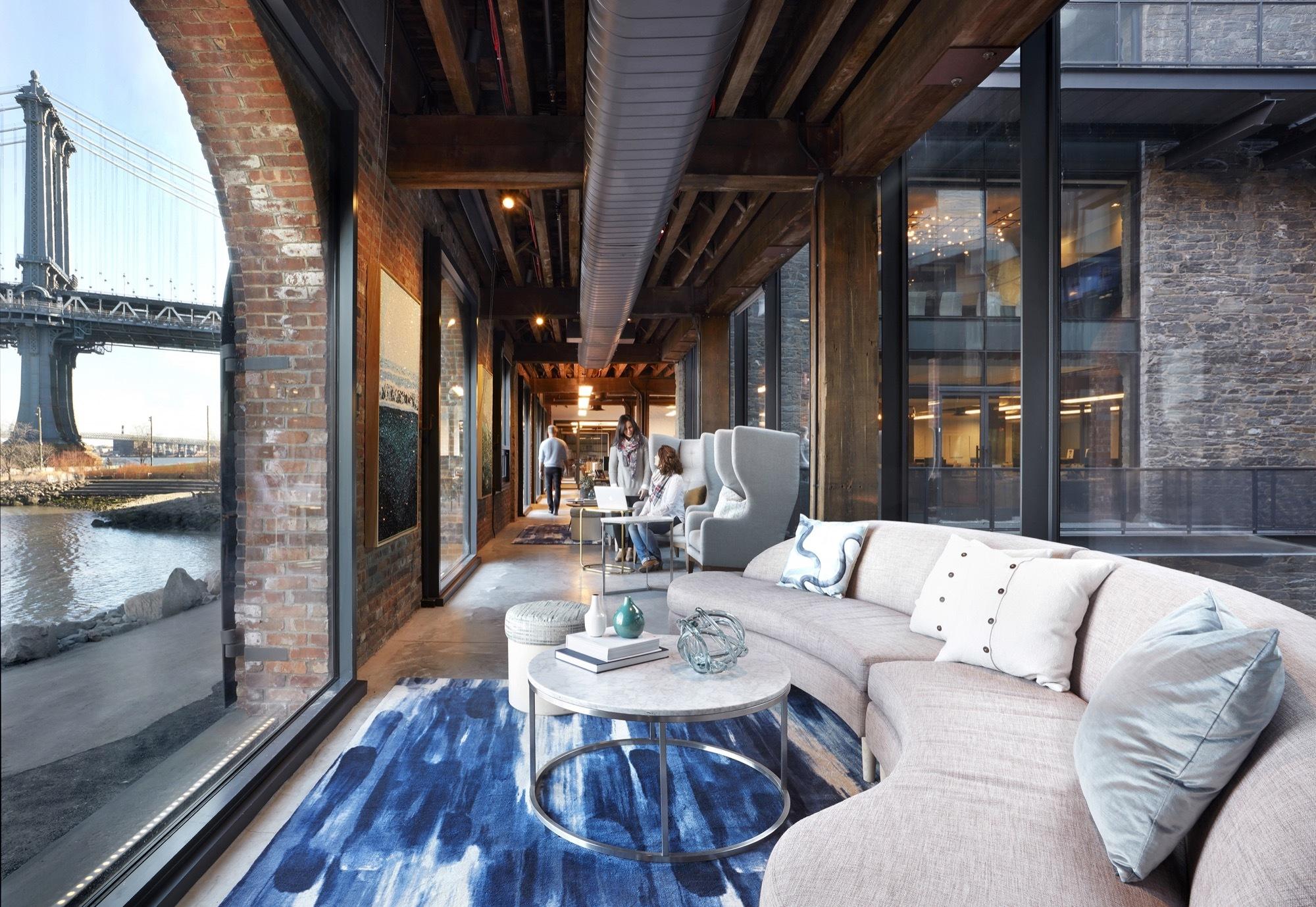 Explore West Elms New Brooklyn Office - Lonny
