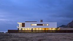 Casa Puerto Cayo / Gabriel Rivera Arquitectos