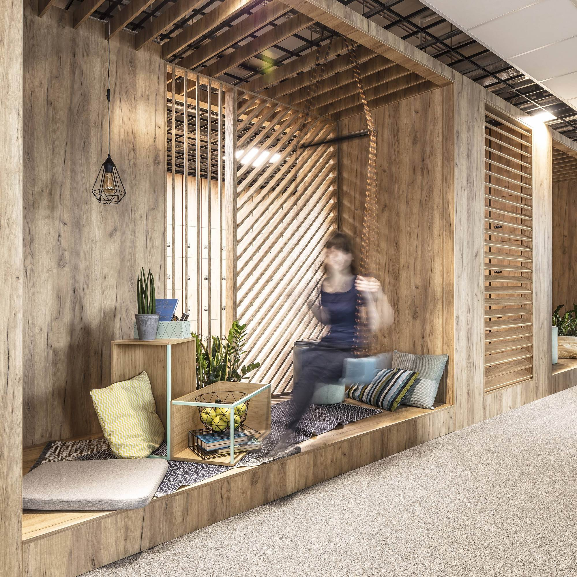 Office Space In Poznan Metaforma Archdaily