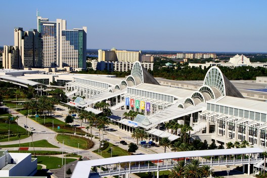 The election took place at the 2017 AIA National Convention in Orlando. Image © Flickr user billmorrow. Licensed under CC BY 2.0