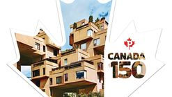 Canada Post Commemorates Canada's 150th Anniversary with Habitat 67 Stamp