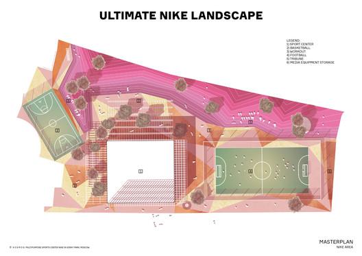Nike Air Box / Kosmos Architects. Image Courtesy of Nike