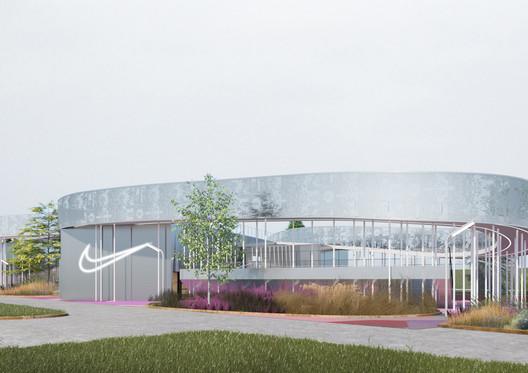 Crosby Studios. Image Courtesy of Nike