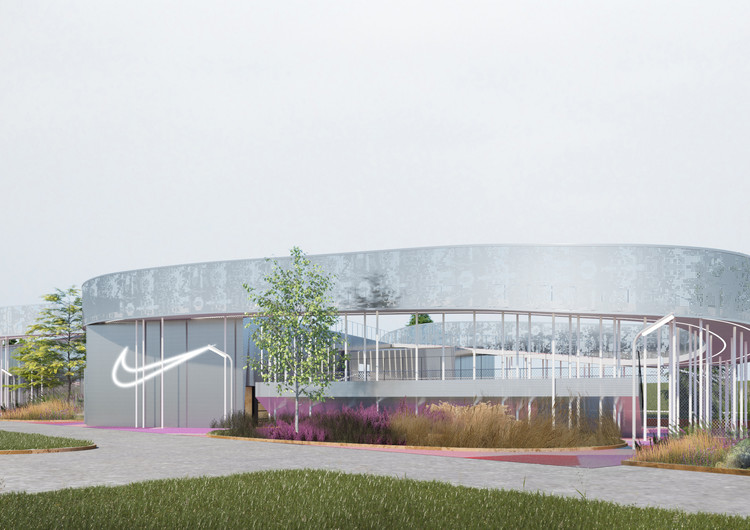 Crosby Studios. Image Courtesy of Nike