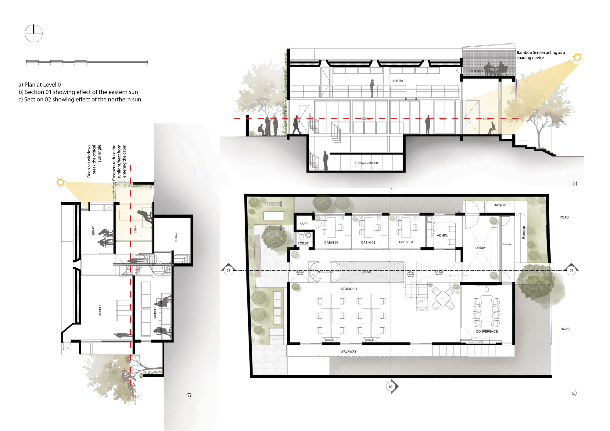 Gallery of ksm architecture studio ksm architecture 31 for Photography studio floor plans
