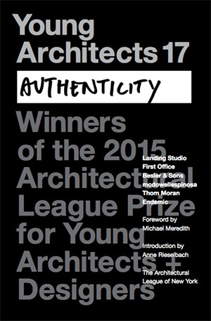 Courtesy of The Architectural League of New York