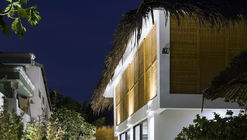 Tropical Holiday Twin Houses / MM++ architects