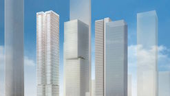 MYS Architects Designs Tel Aviv High-Rise with Environmental-Ornamental Brise-Soleil
