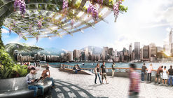 James Corner Field Operations' To Lead Much Needed Revitalisation of Hong Kong's Waterfront