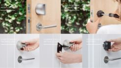 Meet the World's Smallest and Most Stylish Smartlock by BIG and Friday Labs