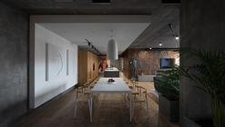 Departamento moderno en Kyiv / Sergey Makhno Architects