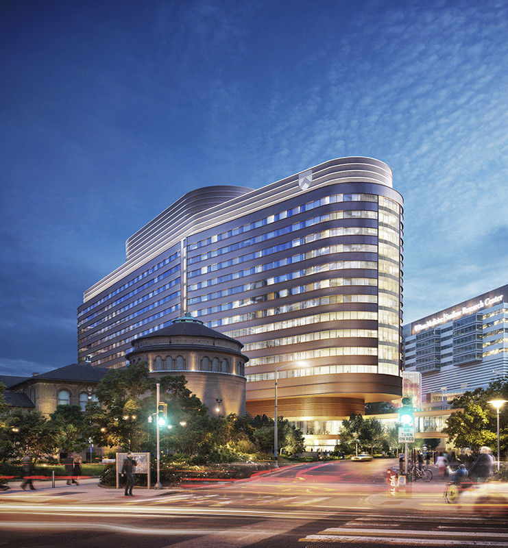 Foster Partners Breaks Ground On New Hospital At The