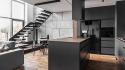 Apartamento para un hombre o incluso dos de ellos / Metaforma