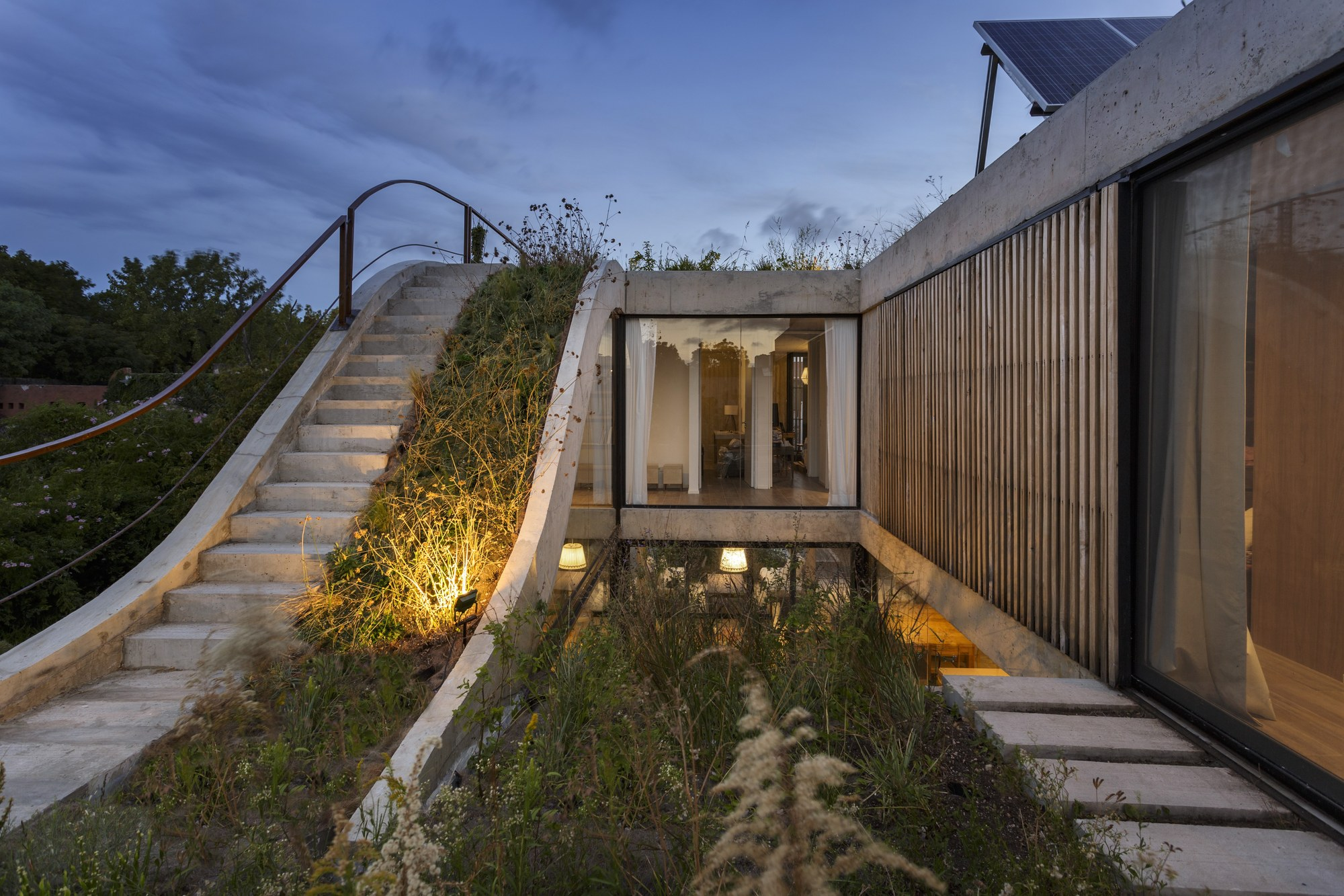 Memo House Bam Arquitectura Archdaily