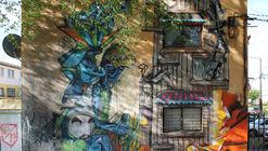 'Graffiti' y la apropiación de la arquitectura en la ciudad de Concepción, Chile