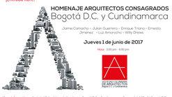 Homenaje a arquitectos consagrados 2017
