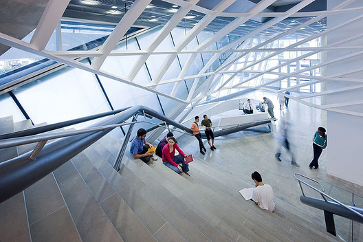 The Cooper Union for the Advancement of Science and Art, 2006. Image © Iwan Baan