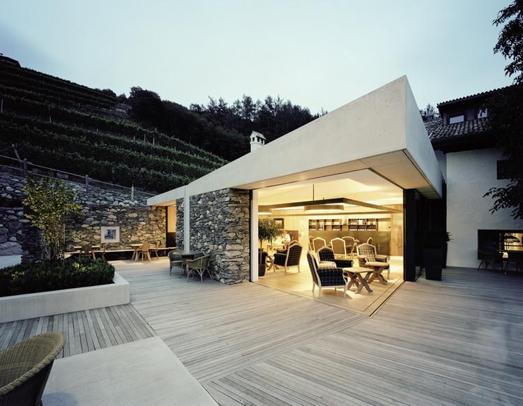 Pacherhof Pavilion / bergmeisterwolf architekten, © Lukas Schaller
