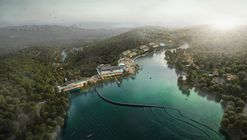 Aedas Wins Competition for Mountaintop Resort in Southern China