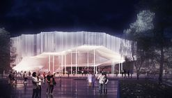 Höweler + Yoon Architecture Unveils Circus Conservatory Design