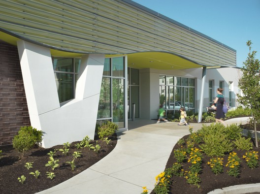 Flance Early Learning Center; St. Louis / Trivers Associates. Image © Alise O'Brien Photography